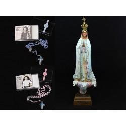 Terço Jacinta ou Francisco + Nossa Senhora de Fátima