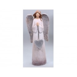 Angel with Hung Heart - 20 Cm