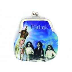 Wallet / Coin Wallet Our Lady of Fátima and Little Shepherds