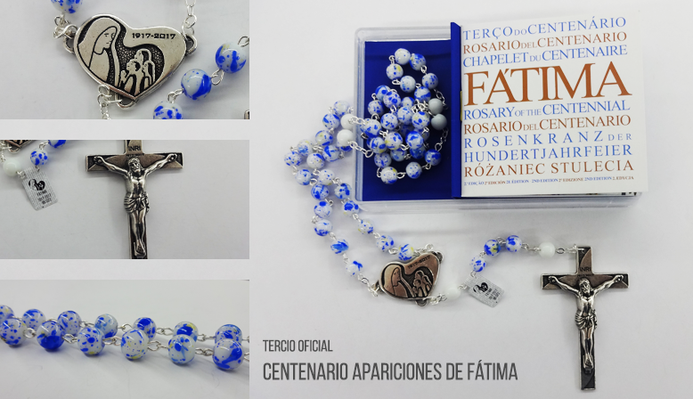 Rosario Centenario Apariciones Fátima