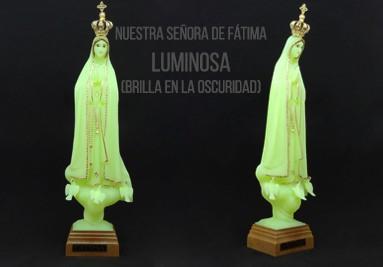 Nuestra Señora de Fátima Luminosa