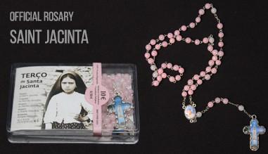Saint Jacinta Official Rosary