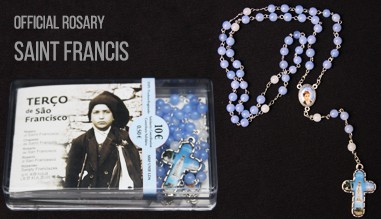 Saint Francis Official Rosary