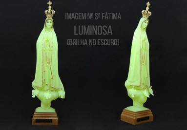 Imagem Nossa Senhora de Fátima - Luminosa